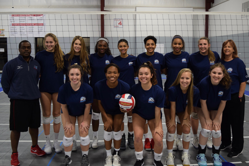 A5 South Volleyball Club