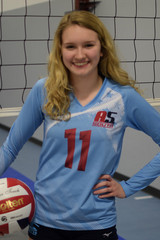 A5 South Volleyball Club 2018:  #11 Megan Lee