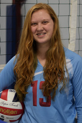 A5 South Volleyball Club 2018:  #13 Anna Murphy