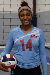 A5 South Volleyball Club 2018:  #14 Kerstin Curtis