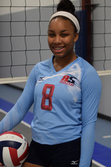 A5 South Volleyball Club 2018:  #8 Taylor Moses
