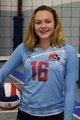 A5 South Volleyball Club 2018:  #16 Anna Seppings