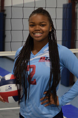 A5 South Volleyball Club 2018:  #2 Vanessa Smith