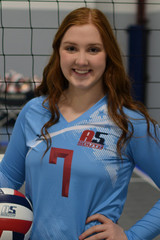 A5 South Volleyball Club 2018:  #7 MaCayla Clements