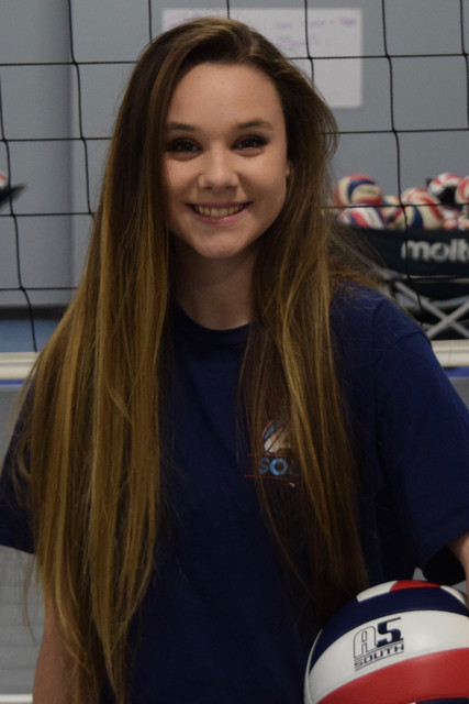 A5 South Volleyball Club 2019:  Madeline Colvin (Madee)