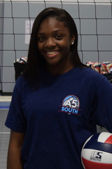A5 South Volleyball Club 2018:  #3 Lia Jordan (Lia)
