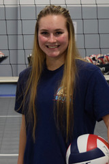 A5 South Volleyball Club 2018:  #33 Stevee Kirkland