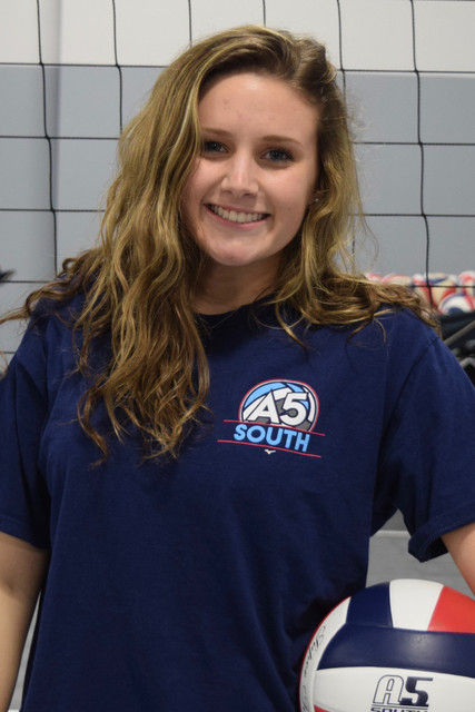 A5 South Volleyball Club 2018:  Peyton Knight