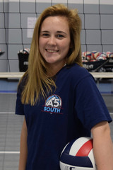 A5 South Volleyball Club 2018:  #32 Brooke Todd