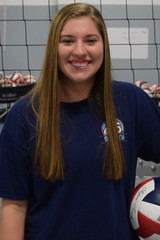 A5 South Volleyball Club 2018:  #4 Madison Donohoe