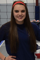 A5 South Volleyball Club 2018:  #14 Macie Monsour