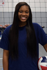 A5 South Volleyball Club 2018:  #15 Tierra White