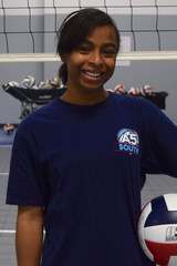 A5 South Volleyball Club 2018:  #38 Sai sai Barlow (Sai sai)