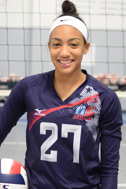 A5 South 18-1 Jeremy 2019: #27   Kennedi Moore