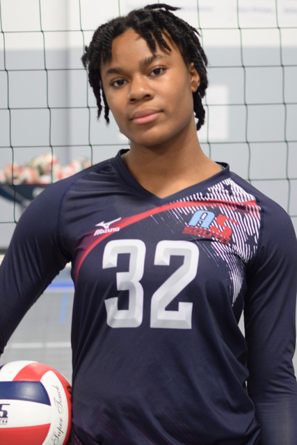 A5 South 16-1 Jason 2019: #32   Ngozi Iloh