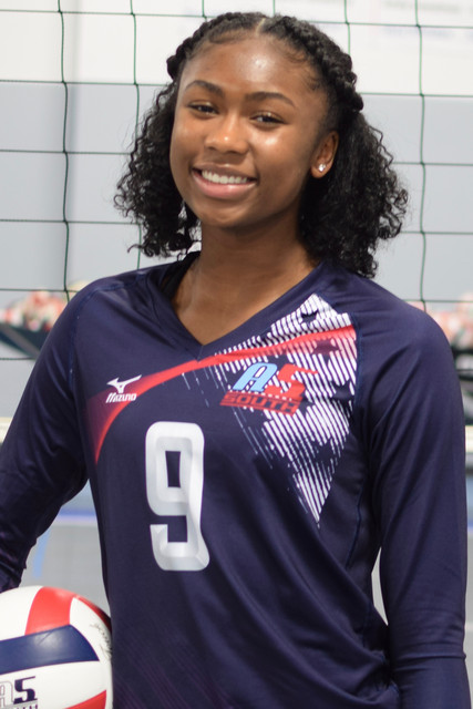 A5 South 16-1 Jason 2019: #9   Cheridyn Leverette