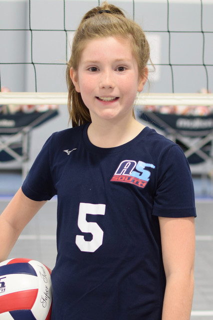 A5 South 12-1 Marge 2019: #5             Ansley Tully