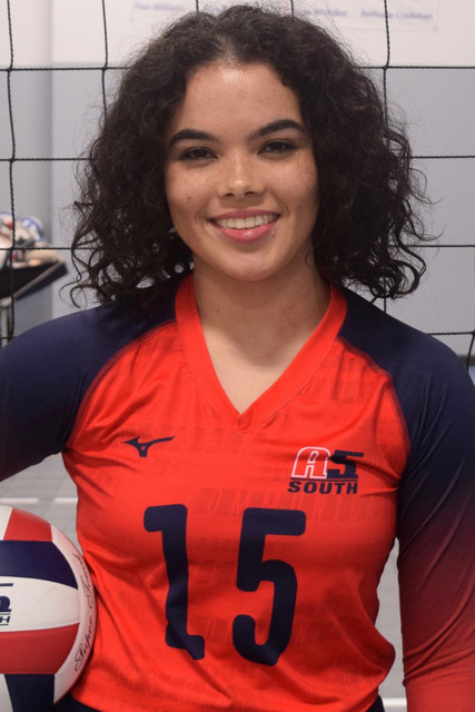 A5 South Volleyball Club 2020:  Asia Griffiths (Asia)
