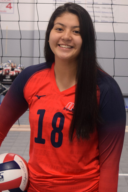 A5 South Volleyball Club 2020:  Luna Wan