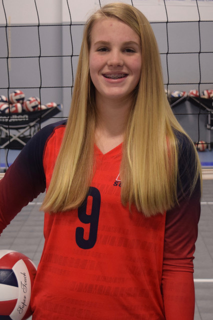 A5 South Volleyball Club 2020:  Durham Harden (Duri)